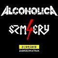 ALCOHOLICA + 4 SZMERY + EVENT URIZEN
