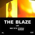 Koncerty: The Blaze, Warszawa