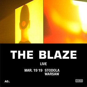 Koncerty: The Blaze
