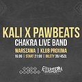 Hip Hop / Reggae: Kali x Pawbeats, Chakra LIVE BAND, Warszawa