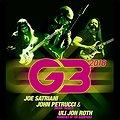 G3 2018 featuring - Joe Satriani, John Petrucci & Uli Jon Roth