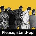 Please, stand-up! Wrocław