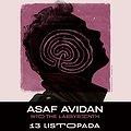 Koncerty: ASAF AVIDAN - INTO THE LABYRINTH, Warszawa