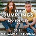 Koncerty: The Dumplings, Warszawa