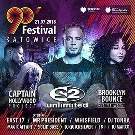 Bilety na 90'Festival 2018