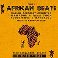 Koncerty: African Beats vol. 1 - Klub Parlament, Gdańsk