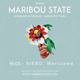 Koncerty: Maribou State