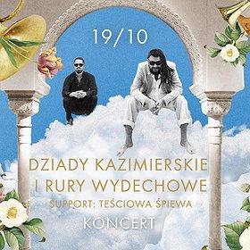 Concerts: Dziady Kazimierskie i Rury Wydechowe   Balcan Disco Punk