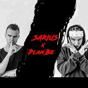 Koncerty: Sarius x PlanBe - Zabrze