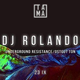 Imprezy: TAMA pres. Acid Plant w DJ Rolando