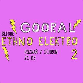 Koncerty: Before Ethno Elektro 2 Poznań