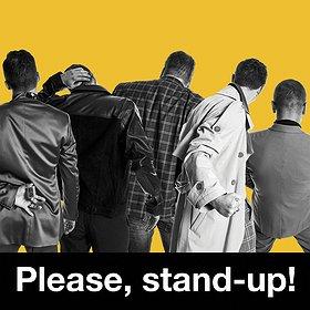 Bilety na Please, stand-up! Zabrze