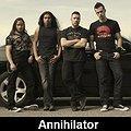 Hard Rock / Metal: Annihilator, Gdańsk