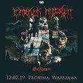 Koncerty: Carach Angren + Wolfheart, Warszawa