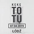 """Hip Hop / Reggae: KęKę """"To Tu"""" - Łódź, Łódź"""