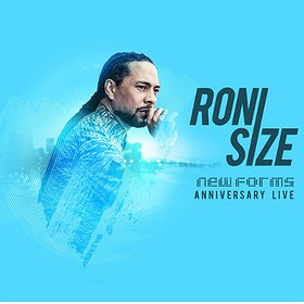 Clubbing: RONI SIZE – NEW FORMS LIVE