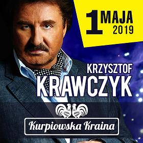 Concerts: Krzysztof Krawczyk w Kurpiowskiej Krainie! Wielka Majówka!
