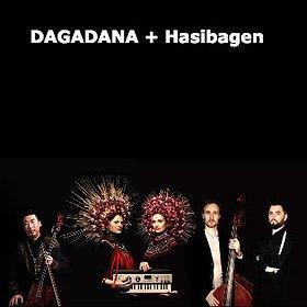 Koncerty: DAGADANA + Hasibagen