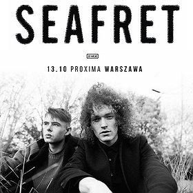: Seafret - Warszawa