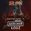Słoń - Łódź