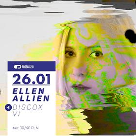 Koncerty: Ellen Allien x Prozak 2.0