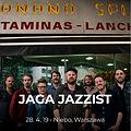 Jazz: Jaga Jazzist, Warszawa