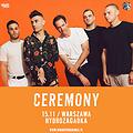 Koncerty: Ceremony, Warszawa