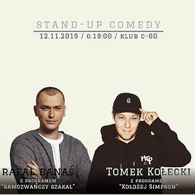 Stand-up: Stand-up Gorzów Wlkp. Tomek Kołecki & Rafał Banaś