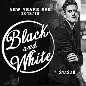 Sylwester 2018/2019: Black And White | New Years Eve 2018/2019