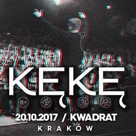 Koncerty: KęKę - TrzecieRzeczyTour 2017 Kraków