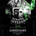 Muzyka klubowa: Circus Inferno! pres. Ilario Alicante, Poznań