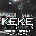 Koncerty: KęKę - TrzecieRzeczyTour 2017 Warszawa, Warszawa
