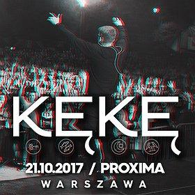 Koncerty: KęKę - TrzecieRzeczyTour 2017 Warszawa