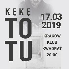 Concerts: KęKę - Kraków