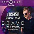 Muzyka klubowa: Eska Music Star - Brave Live!, Szczecin