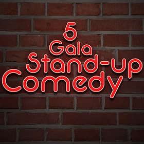 : 5 (Jubileuszowa) Gala Stand-up Comedy
