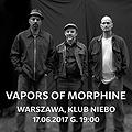 Koncerty: Vapors of Morphine, Warszawa