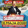 Koncerty: Sławomir na Plaży Patelnia, Płock