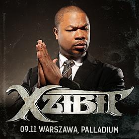 Hip Hop / Reggae: Xzibit Warszawa, Palladium