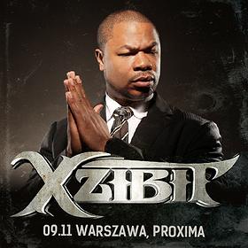 Hip Hop / Reggae: Xzibit Warszawa, Proxima