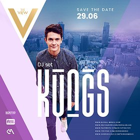Imprezy: The View presents: KUNGS DJ set!
