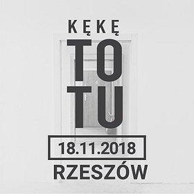 Koncerty: KęKę - Rzeszów