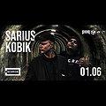Koncerty: Rap Schron: Sarius / Kobik, Poznań
