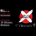 Festivals: Soundedit'18 Afterparty, 19 Wiosen i Bielizna, Łódź