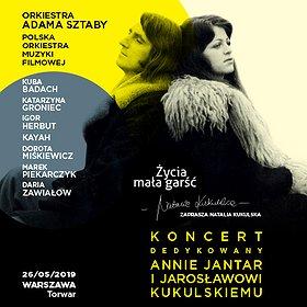 Koncerty: Życia mała garść - Warszawa