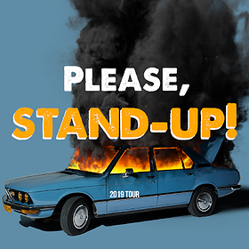 Stand-up : Please, stand-up! Gdańsk