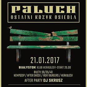 Koncerty: Paluch w Białymstoku