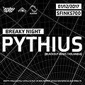 Imprezy: Pythius @ Sfinks700, Sopot