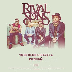 Koncerty: Rival Sons