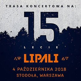 Koncerty: Lipali - Open Stage